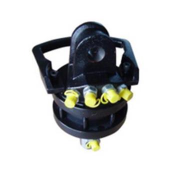 Rotator para garra de log