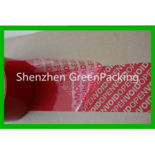 High Quality Tamper Evident Security Void Tape