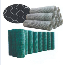 4X4 Welded PVC Coated Chicken/Rabbit/Poultry Chicken Mesh Hexagonal Wire Fence