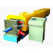 PLC CE Certification Auto Color Coated Glazed Steel Drainage Pipe Roll Forming Machine With Elbow For Sale