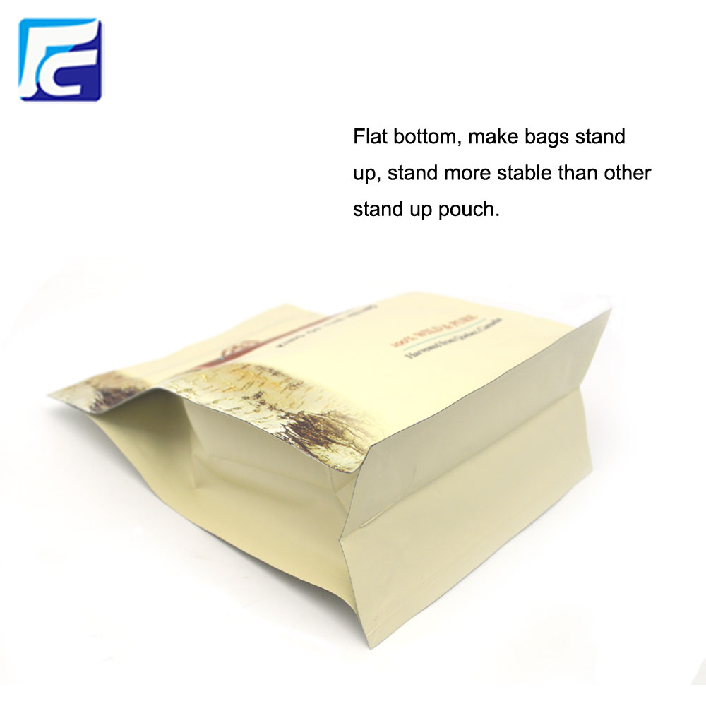 Plastic Side Gusset Bags