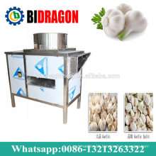 500-800kg Stainless Steel Garlic Cloves Separator Machine