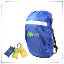Cubierta de la lluvia de la mochila de los deportes con el remiendo reflexivo para la promoción
