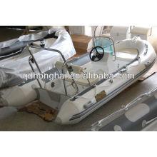 Luxus-Fiberglas-Rumpf RIB Boot HH-RIB390 mit CE-Kennzeichnung