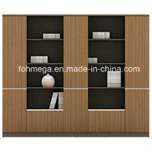 Armoire haute de bureau moderne (FOH-KNW245)