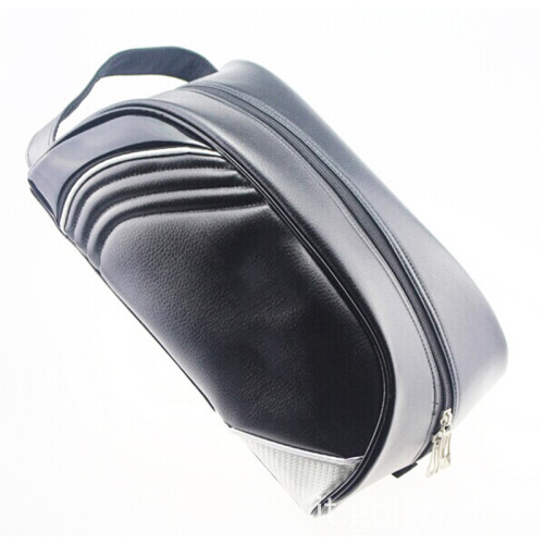 Borsa per scarpe da golf in nylon Executive con accessori