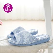 Pansy confort chaussures pantoufles d'intérieur matière canapé artisanal