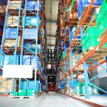 Equipo de almacenamiento de estante de acero resistente de VNA