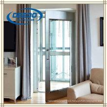 Hot Sale Villa Home Glass Elevator