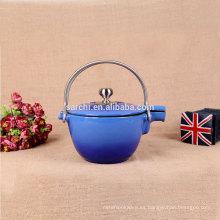 2015 mini caldera de té eléctrica respetuosa del medio ambiente de la nueva llegada