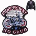 Große gestickte Punk Rock Bike Motorrad Patches