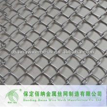 Anping verzinkt und PVC beschichtet Diamond Wire Mesh
