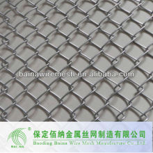 Anping Galvanized And PVC Coated Diamond Wire Mesh