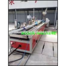 menor preço de máquina de produção de perfis de janela de PVC de UPVC