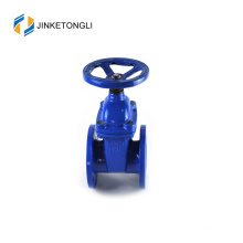 JINKETONGLI Stainless Steel Flange Connection Gate Valve DN120 for Petrolem