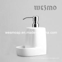 Dispensador de jabón de porcelana (WBC0601B)