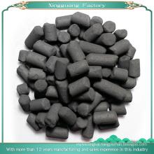 High Adsorption Impregnated Columnar Activated Carbon Price Per Ton