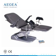AG-S102C Linak moteur multifonction pelvienne gynécologie chaise d'examen