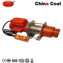 Высокая скорость небольшой Электрический провод перетягивание каната лебедки 12В DC