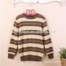 Children Stripe Knitting Patterns Boy Sweater, Cashmere sweater