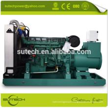 550Kw/680Kva electric generator set powered by VOLVO TAD1643GE engine