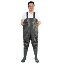 Fashion PVC Nylon Chest Wader (7798P)
