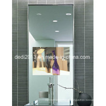 Digital-Beschilderung 42 Zoll LCD-Anzeigen-Anzeige LCD magischer Spiegel Fernsehspiegel