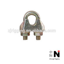 High quality steel cable clamps DIN1142 with galvanized