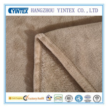 Tela de poliéster suave combinada para textiles