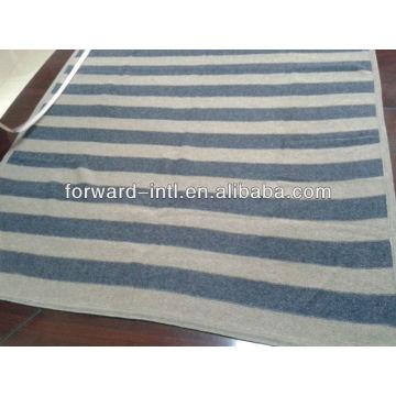 Fashion comfortable feel 100% cashmere blanket