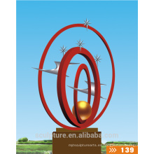 2016 Nueva escultura del paisaje del jardín de la alta escultura de la escultura del arte