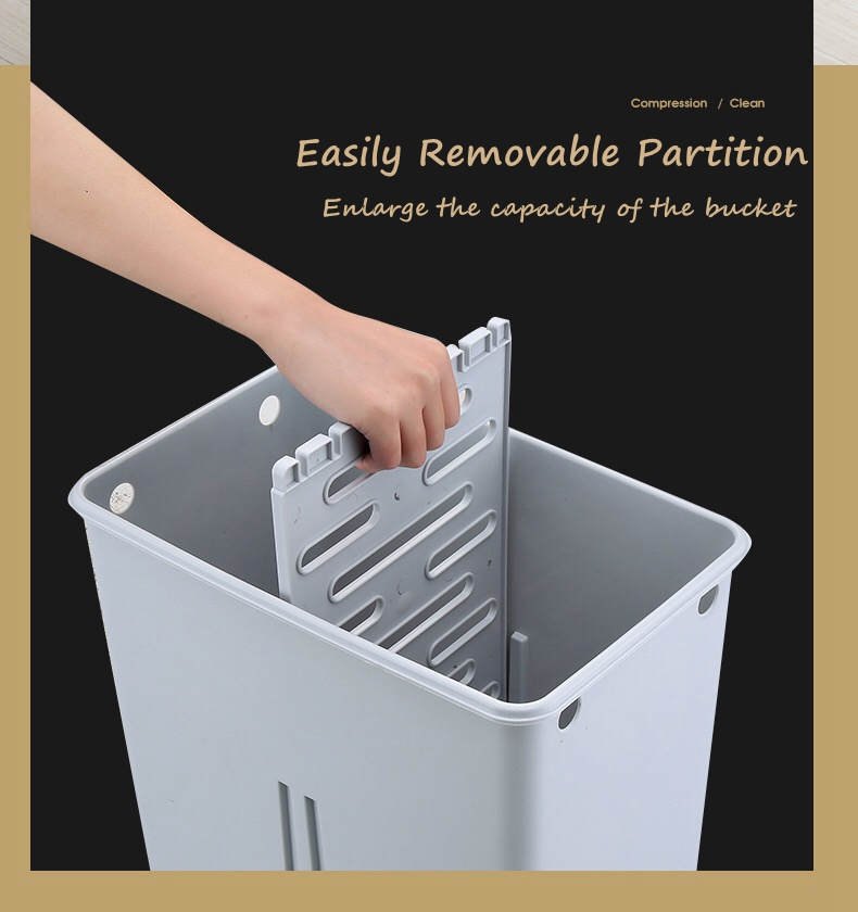 Sortable Rubbish Bin
