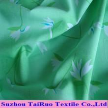 Drucken Microfiber Peach Skin für Bekleidung und Bettlaken