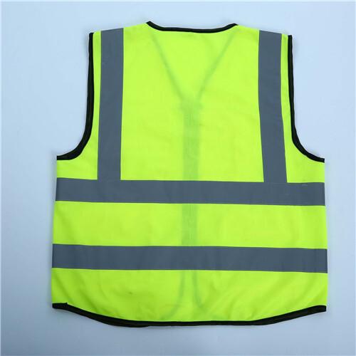 High Viz Safety Vest