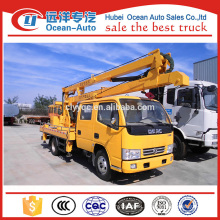 12m Dongfeng high-altitude operation car from original factory for sale