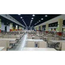 O costume da fábrica de China faz a mobília do restaurante da cantina (FOH-CMY97)