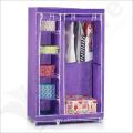 folding fabric Wardrobe, portable wardrobe for bedroom