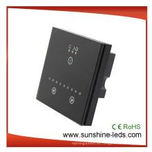 RGB / WiFi / DMX / RF / IR / tarjeta del SD / regulador del panel LED del tacto