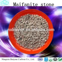 Filtro de Maifanite para el tratamiento de aguas residuales industriales / piedra grande de la fuente grande de la oferta médica