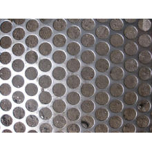 Perforated Mesh Sheet Panels
