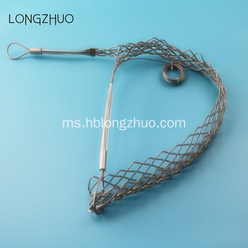 Ditutup Weaving Hoisting Cable Grip Cable Sock
