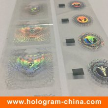 Custom Demetalation Holographic Hot Stamping Foil