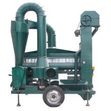 limpiador de gravedad del grano de semilla