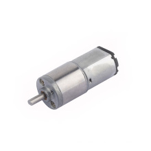 6V DC Gearmotor with 16mm Gearbox,128:1 Ratio KM-16A030