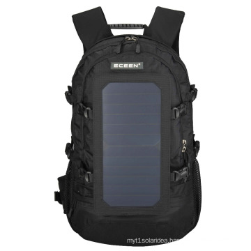 6.5watts Solar Backpack Solar Charger Bag Unique Solar Charger for 5V USB-Charged Devices