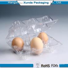 Яркий пластиковый ящик из ПВХ с прозрачной пластиковой крышкой