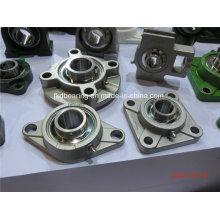 Ucfl206 Boîtier de roulement en acier inoxydable Roulement de bloc d'oreillers