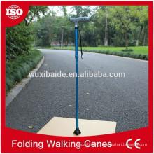 OEM walking cane/OEM cnc turning walking cane/custom aluminum cnc walking cane