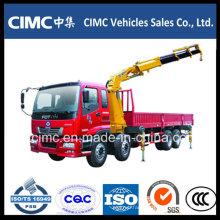 Truck Mounted Crane with Folding Arm Crane (SQ8ZK3Q)