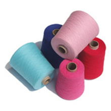 Sharrefun 2/26NM 80% cashmere 20% wool woolen blended yarn for sweater
